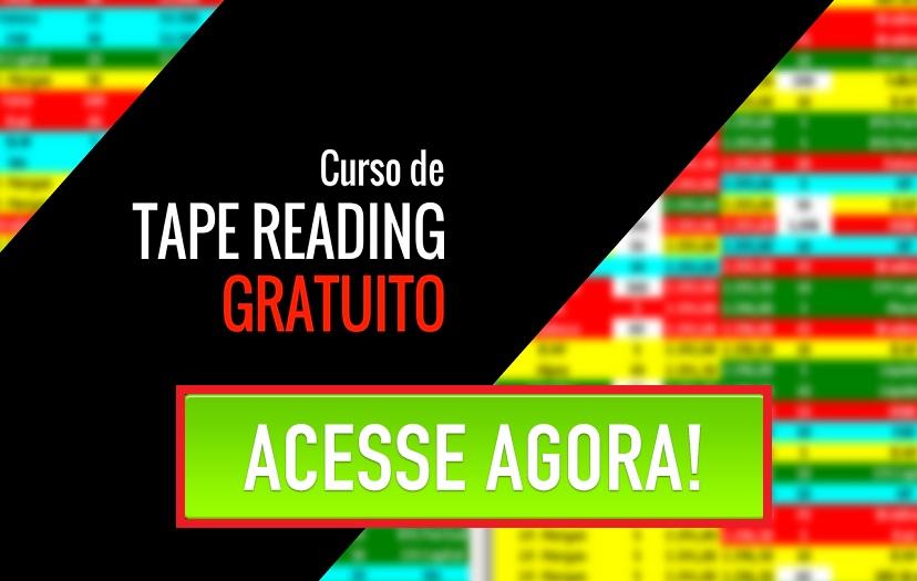 Curso Tape Reading Gratuito