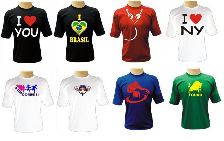Franquia Camisetas da Hora  Análise Detalhada do Negócio 49796465c0f